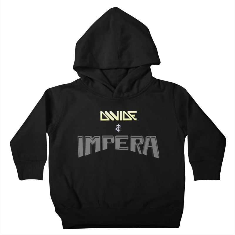 DIVIDE et IMPERA (Title) Kids Toddler Pullover Hoody by CIULLO CORPORATION's Artist Shop