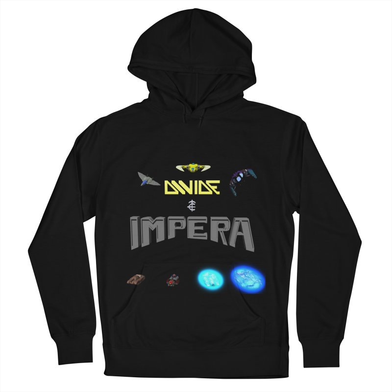 DIVIDE et IMPERA (Titled) Women's Pullover Hoody by CIULLO CORPORATION's Artist Shop