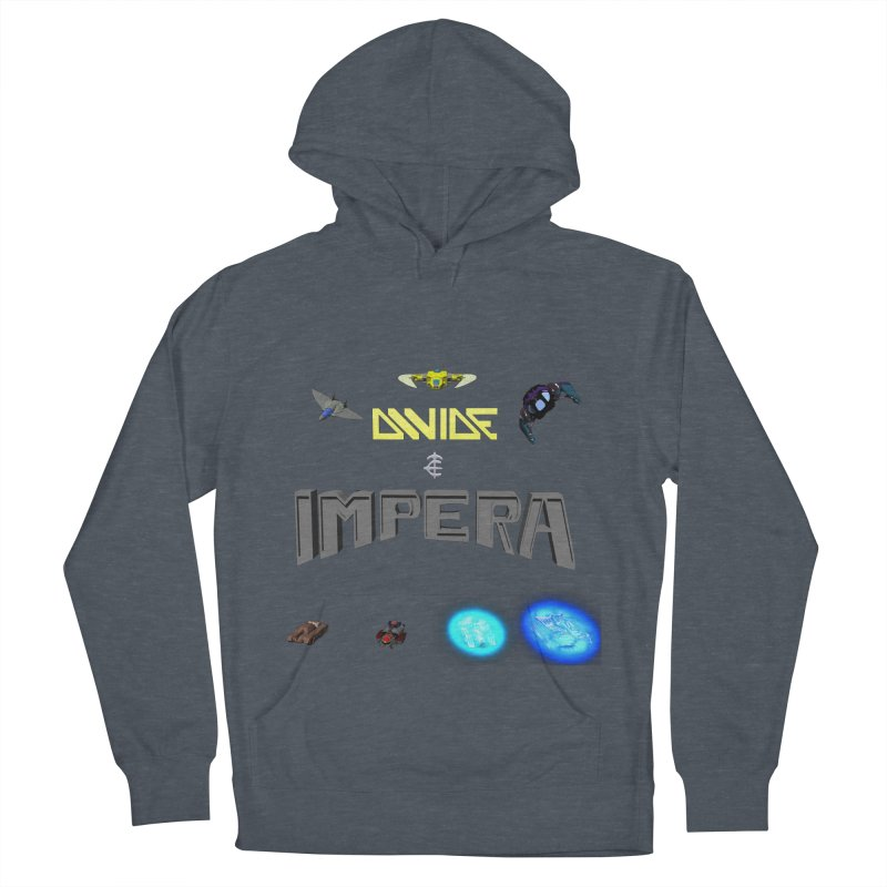 DIVIDE et IMPERA (Titled) Men's Pullover Hoody by CIULLO CORPORATION's Artist Shop