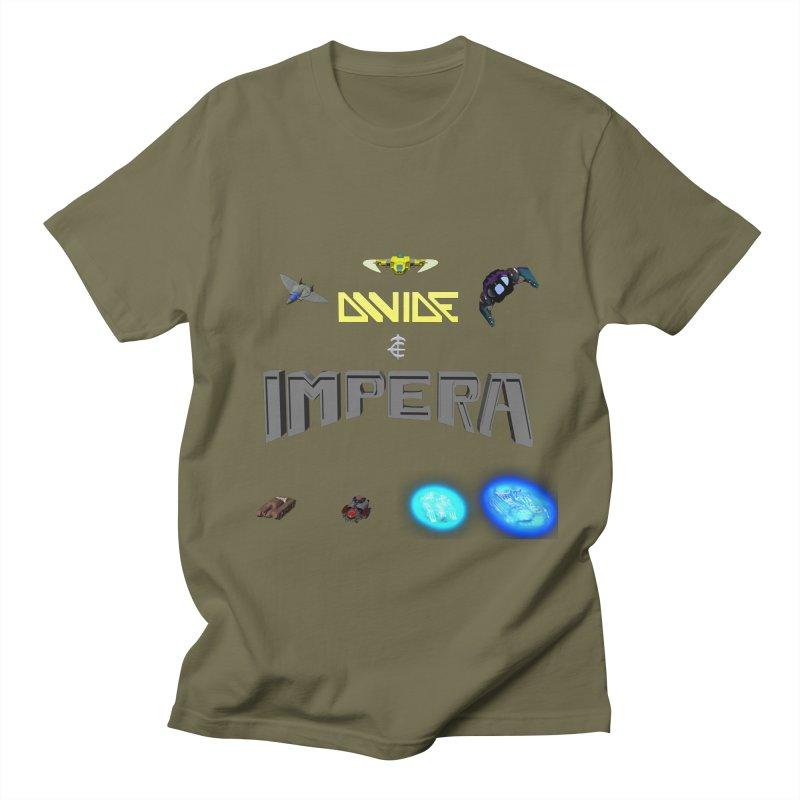 DIVIDE et IMPERA (Titled) Women's Unisex T-Shirt by CIULLO CORPORATION's Artist Shop