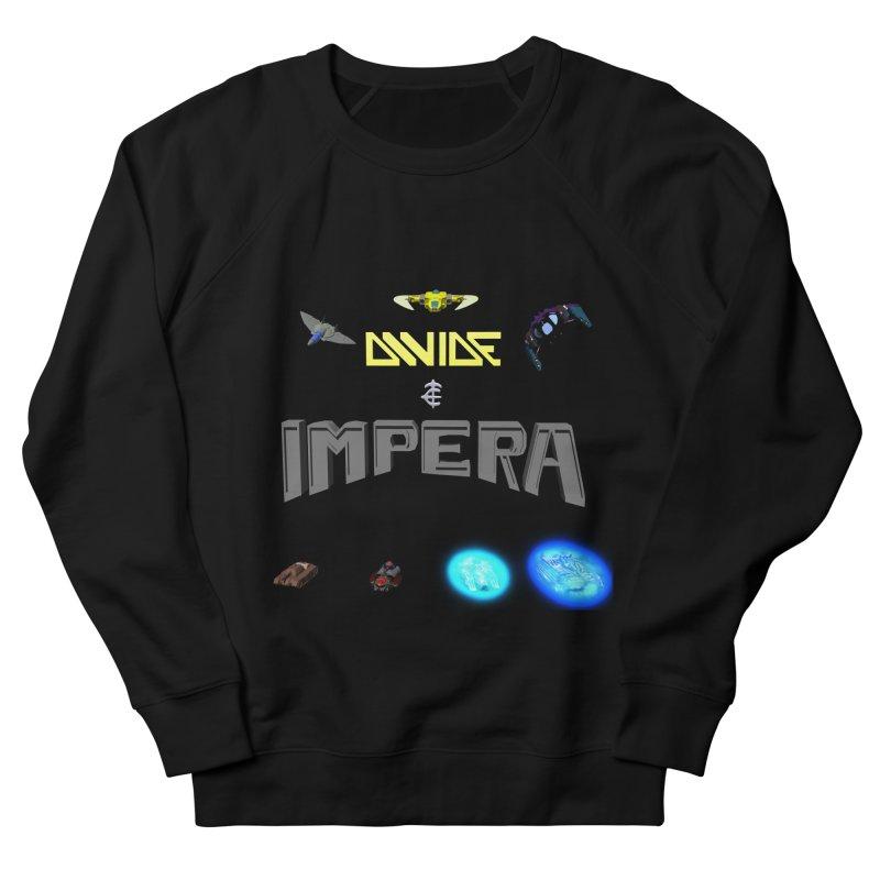 DIVIDE et IMPERA (Titled) Women's Sweatshirt by CIULLO CORPORATION's Artist Shop