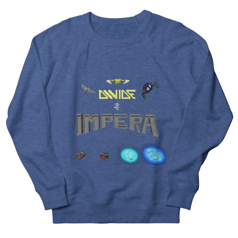 DIVIDE et IMPERA (Titled) Men's Sweatshirt by CIULLO CORPORATION's Artist Shop