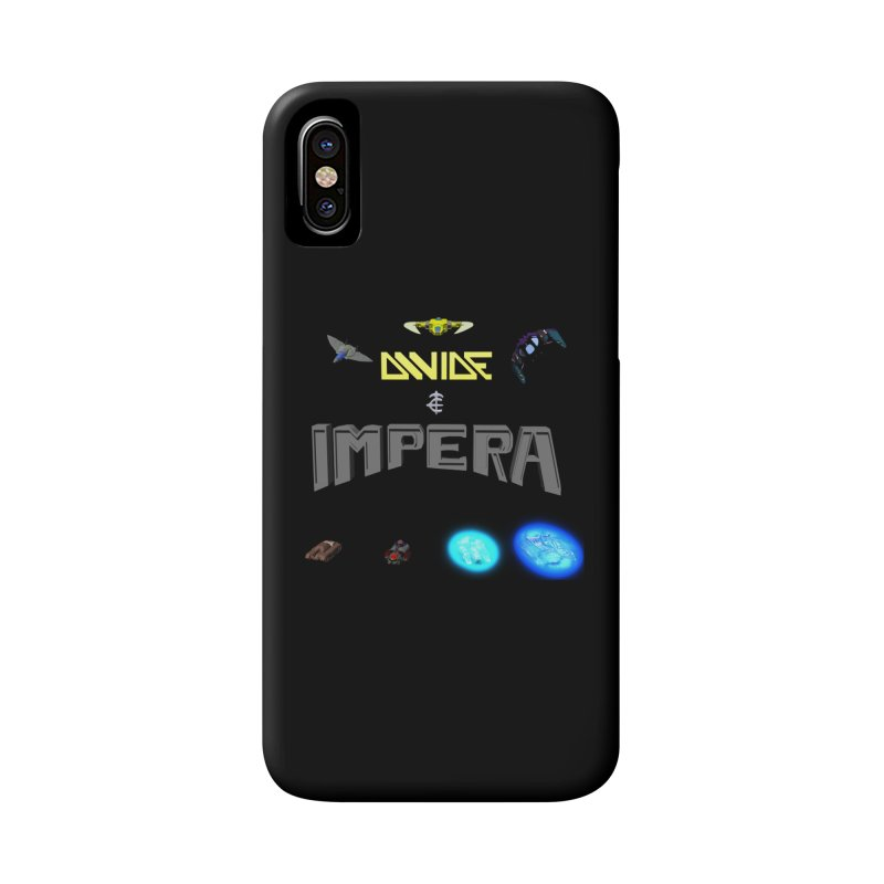 DIVIDE et IMPERA (Titled) Accessories Phone Case by CIULLO CORPORATION's Artist Shop