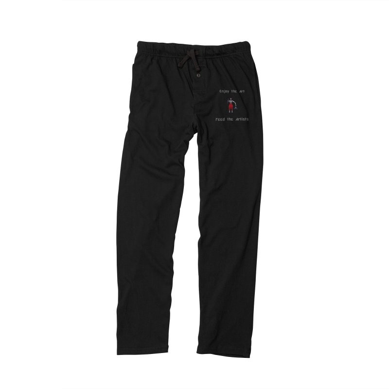 Feed the Artists (Chyrkyan casual) Women's Lounge Pants by CIULLO CORPORATION's Artist Shop