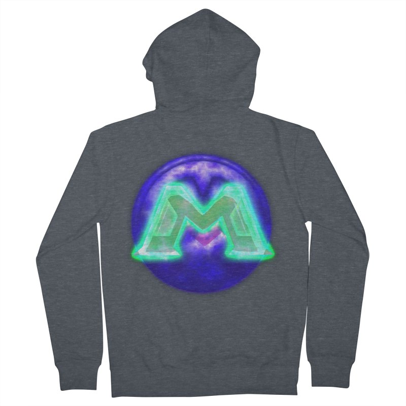 MUSS Trilogy (logo) Men's Zip-Up Hoody by CIULLO CORPORATION's Artist Shop