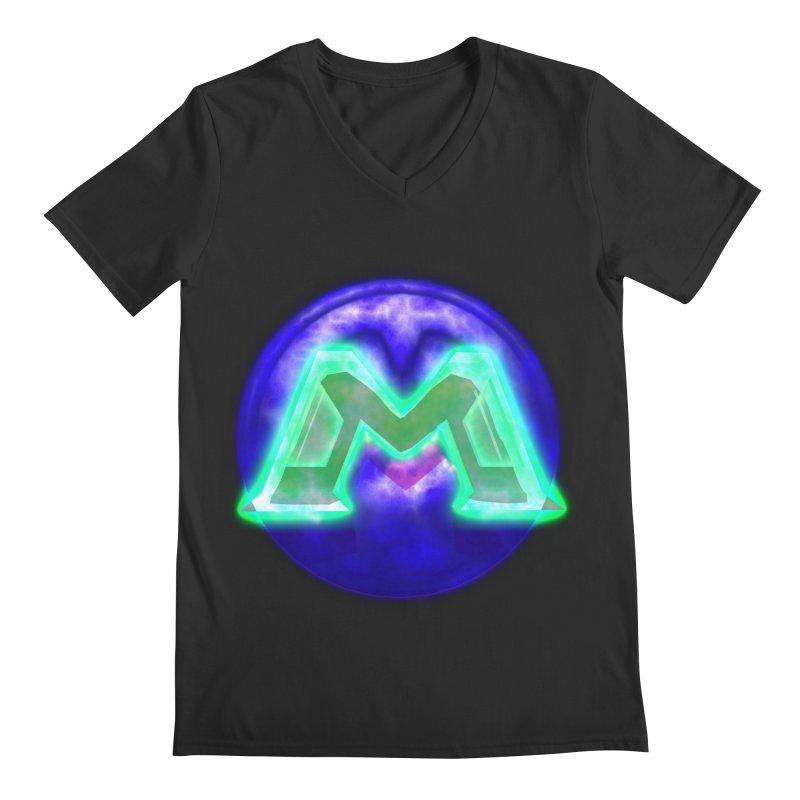 MUSS Trilogy (logo) Men's V-Neck by CIULLO CORPORATION's Artist Shop