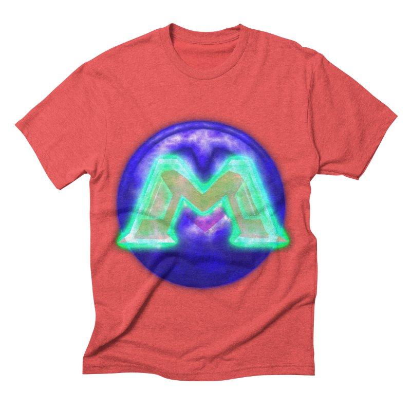 MUSS Trilogy (logo) Men's Triblend T-shirt by CIULLO CORPORATION's Artist Shop