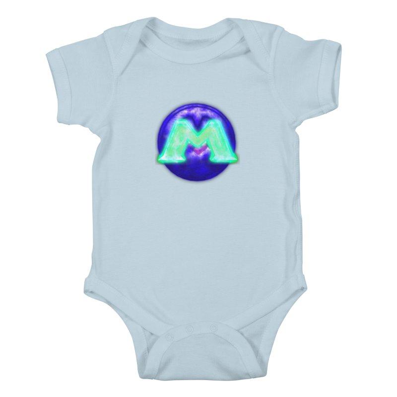 MUSS Trilogy (logo) Kids Baby Bodysuit by CIULLO CORPORATION's Artist Shop