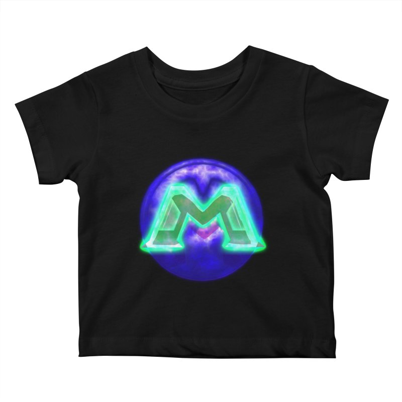 MUSS Trilogy (logo) Kids Baby T-Shirt by CIULLO CORPORATION's Artist Shop