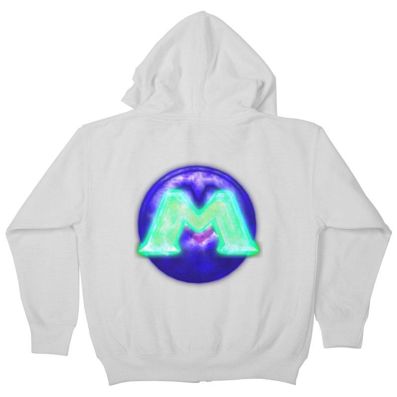 MUSS Trilogy (logo) Kids Zip-Up Hoody by CIULLO CORPORATION's Artist Shop