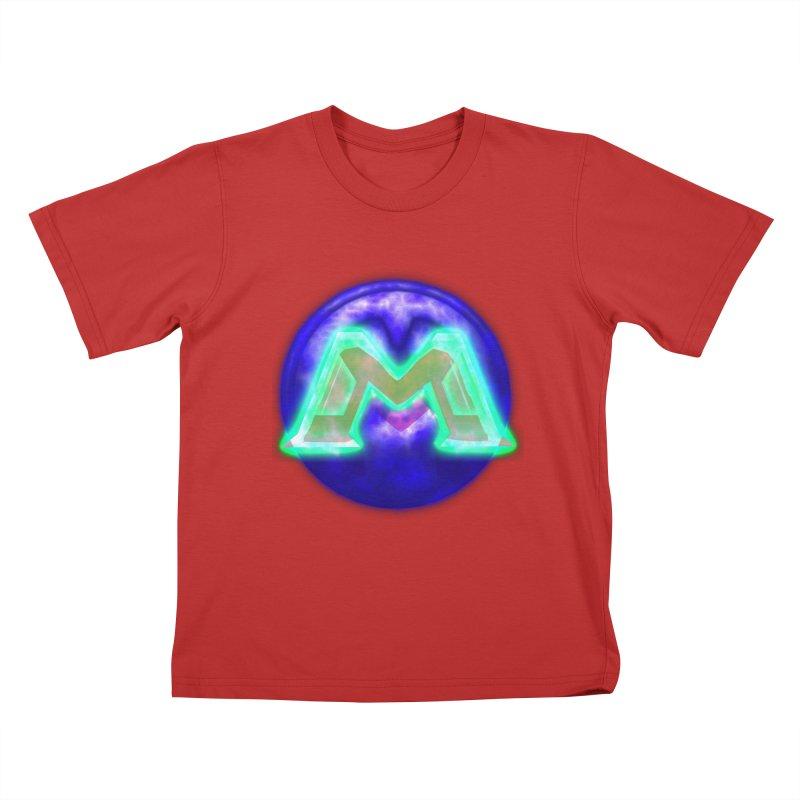 MUSS Trilogy (logo) Kids T-Shirt by CIULLO CORPORATION's Artist Shop