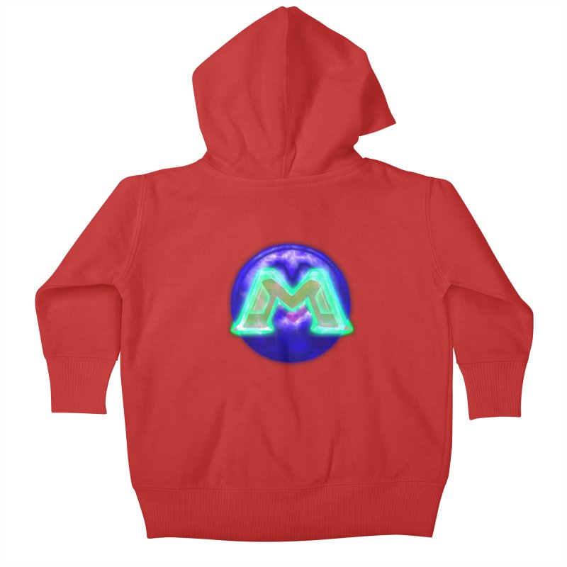 MUSS Trilogy (logo) Kids Baby Zip-Up Hoody by CIULLO CORPORATION's Artist Shop