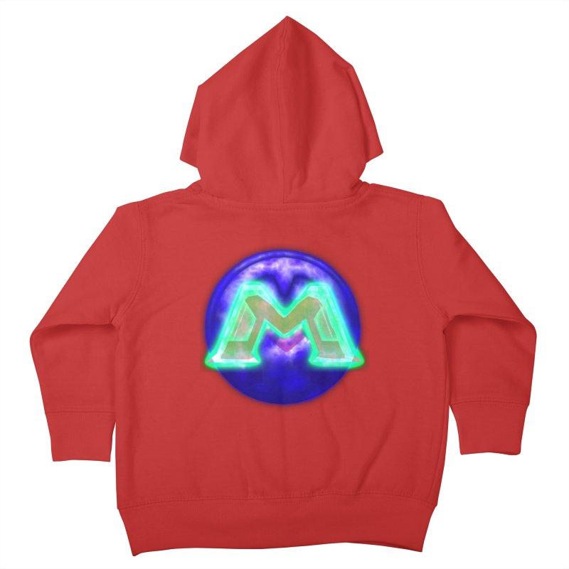 MUSS Trilogy (logo) Kids Toddler Zip-Up Hoody by CIULLO CORPORATION's Artist Shop