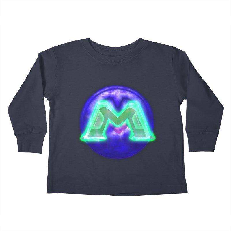MUSS Trilogy (logo) Kids Toddler Longsleeve T-Shirt by CIULLO CORPORATION's Artist Shop