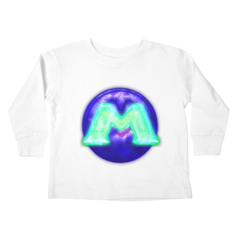 MUSS Trilogy (logo) Kids Toddler Longsleeve T-Shirt by CIULLO CORPORATION's Artist Shop