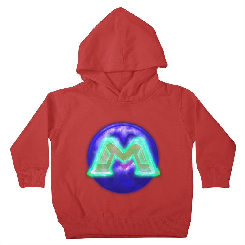 MUSS Trilogy (logo) Kids Toddler Pullover Hoody by CIULLO CORPORATION's Artist Shop
