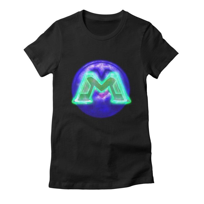 MUSS Trilogy (logo) Women's Fitted T-Shirt by CIULLO CORPORATION's Artist Shop