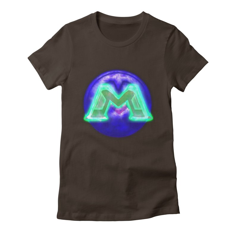 MUSS Trilogy (logo) Women's Fitted T-Shirt by CIULLO CORPORATION's Artist Shop