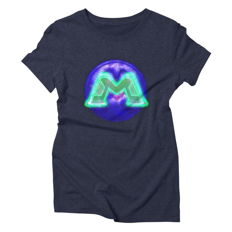 MUSS Trilogy (logo) Women's Triblend T-Shirt by CIULLO CORPORATION's Artist Shop