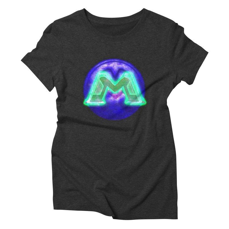 MUSS Trilogy (logo) Women's Triblend T-shirt by CIULLO CORPORATION's Artist Shop