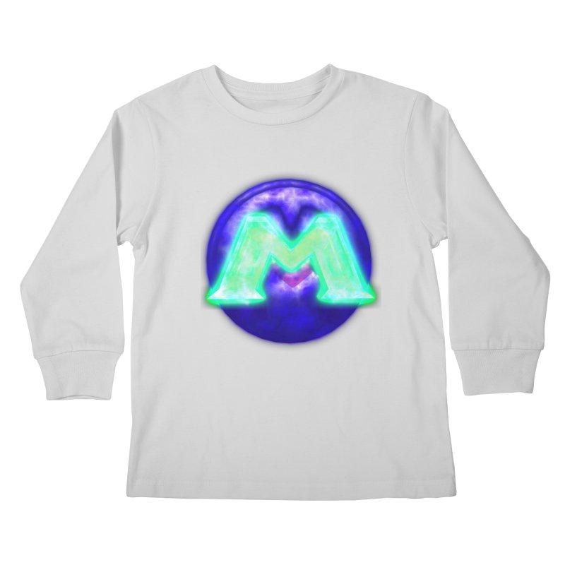 MUSS Trilogy (logo) Kids Longsleeve T-Shirt by CIULLO CORPORATION's Artist Shop