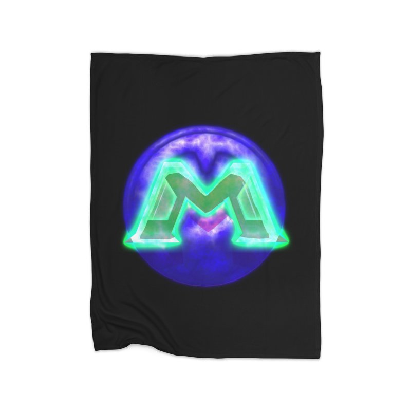MUSS Trilogy (logo) Home Blanket by CIULLO CORPORATION's Artist Shop