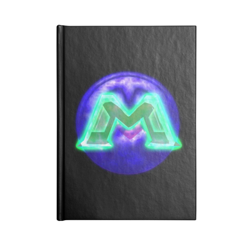 MUSS Trilogy (logo) Accessories Notebook by CIULLO CORPORATION's Artist Shop