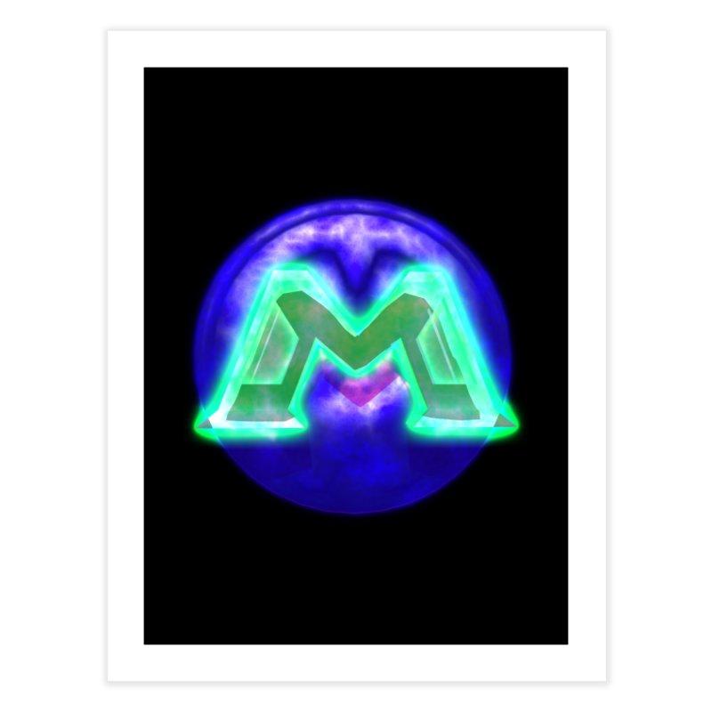 MUSS Trilogy (logo) Home Fine Art Print by CIULLO CORPORATION's Artist Shop