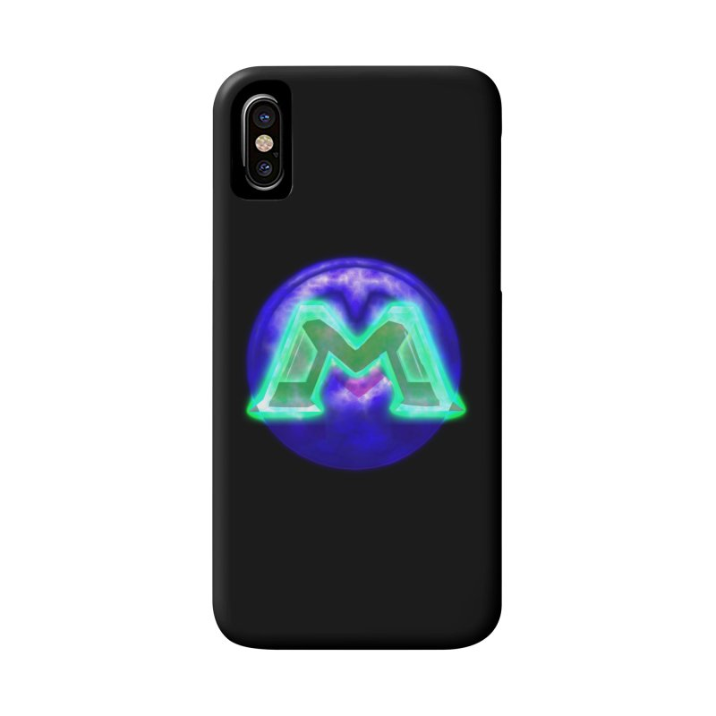 MUSS Trilogy (logo) Accessories Phone Case by CIULLO CORPORATION's Artist Shop