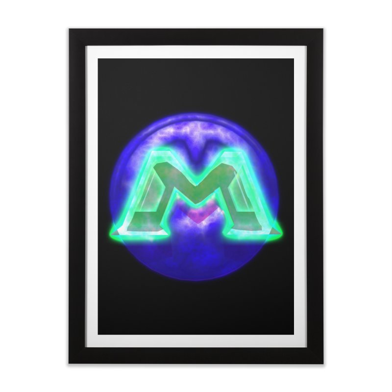 MUSS Trilogy (logo) Home Framed Fine Art Print by CIULLO CORPORATION's Artist Shop