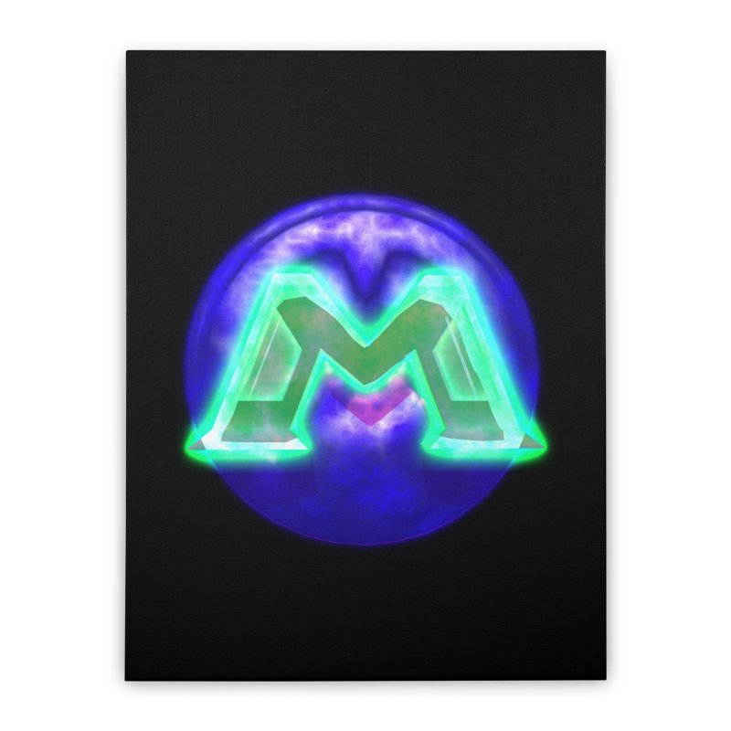 MUSS Trilogy (logo) Home Stretched Canvas by CIULLO CORPORATION's Artist Shop