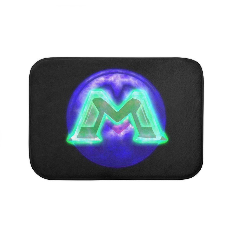 MUSS Trilogy (logo) Home Bath Mat by CIULLO CORPORATION's Artist Shop