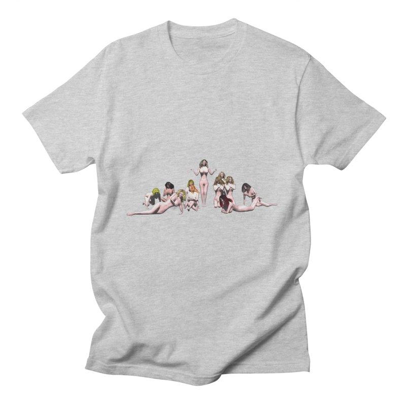 Babes of CIULLO CORPORATION (arcadiane) Men's T-Shirt by CIULLO CORPORATION's Artist Shop