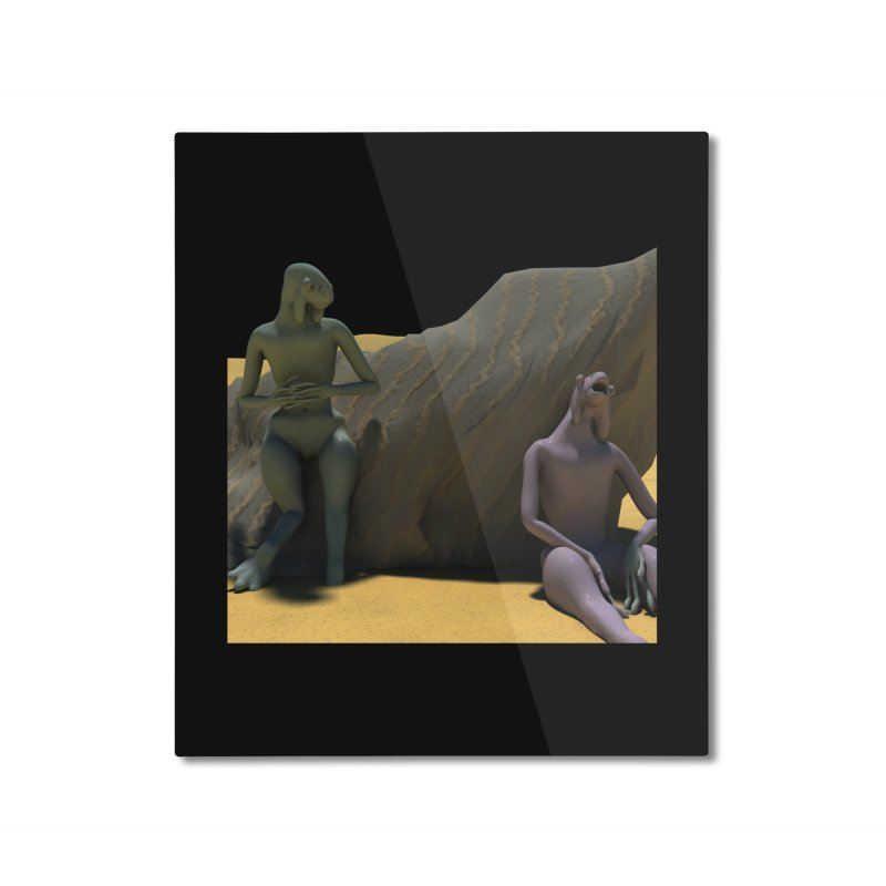 Chyrkyan Trial Home Mounted Aluminum Print by CIULLO CORPORATION's Artist Shop