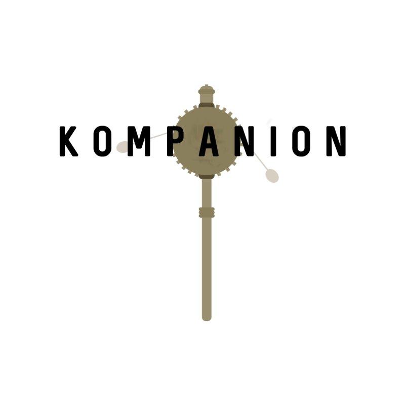 Kompanion Drum Accessories Neck Gaiter by ckkompanion's Artist Shop