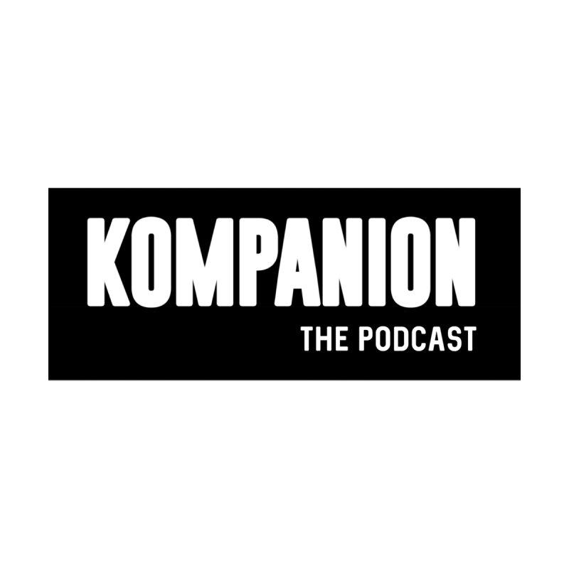 Kompanion the Podcast Men's T-Shirt by ckkompanion's Artist Shop