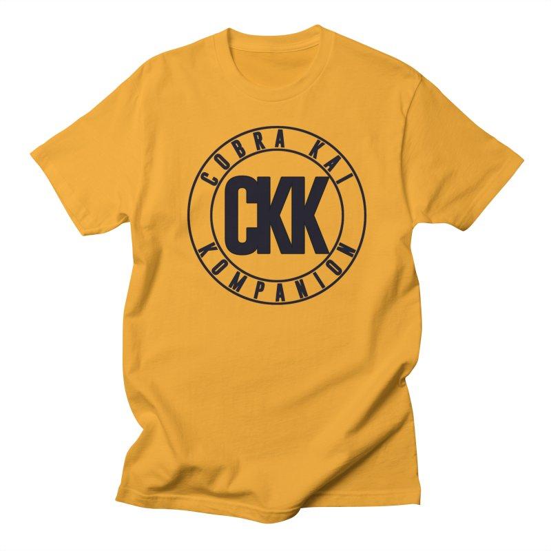 Kompanion Badge (Outline) Men's T-Shirt by ckkompanion's Artist Shop