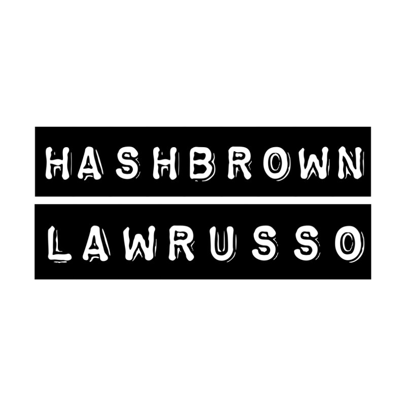 Hashbrown LawRusso Women's V-Neck by ckkompanion's Artist Shop