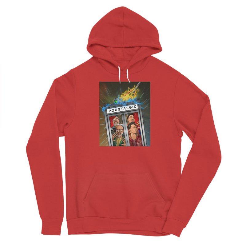 Podstalgic Logo (Bonus design) Women's Pullover Hoody by ckkompanion's Artist Shop