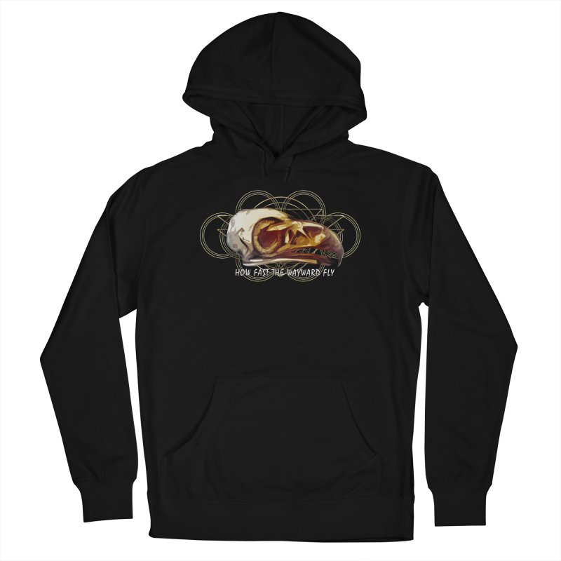 How Fast the Wayward Fly Men's French Terry Pullover Hoody by Clare Bohning's Shop