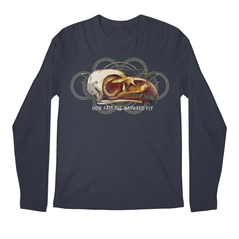 How Fast the Wayward Fly Men's Regular Longsleeve T-Shirt by Clare Bohning's Shop