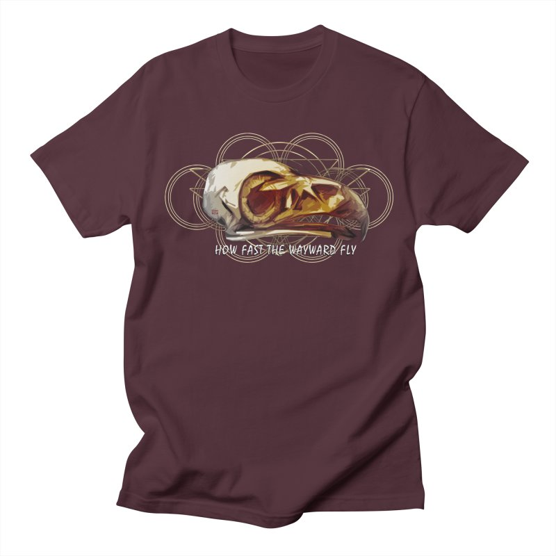 How Fast the Wayward Fly Men's Regular T-Shirt by Clare Bohning's Shop