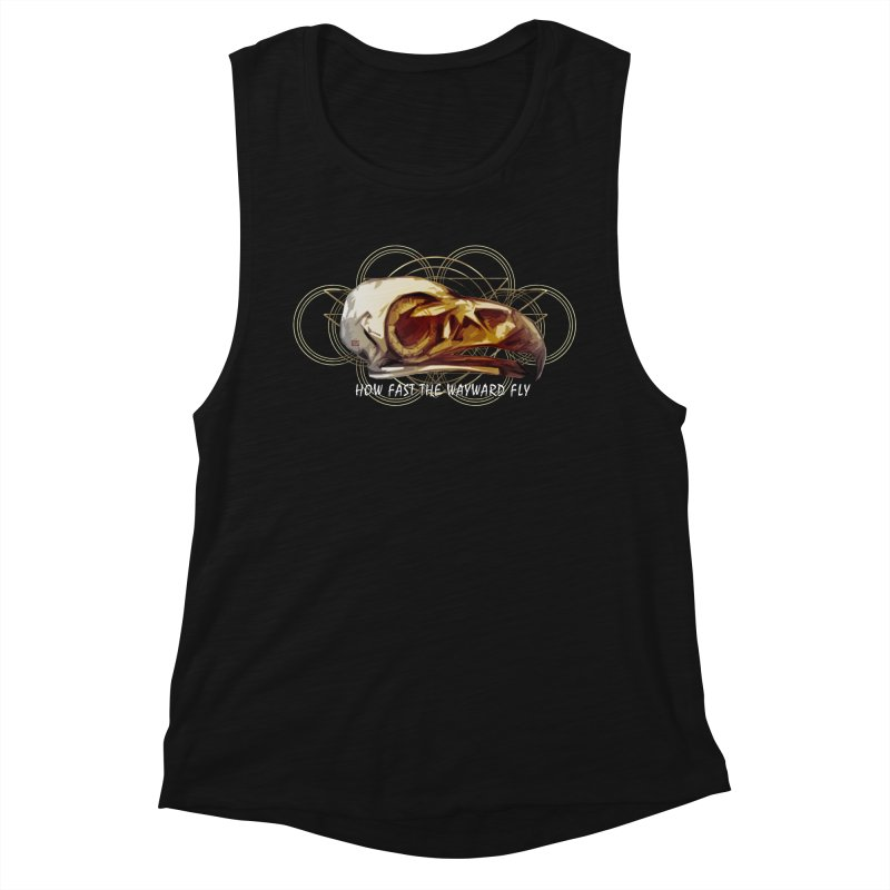 How Fast the Wayward Fly Women's Tank by Clare Bohning's Shop
