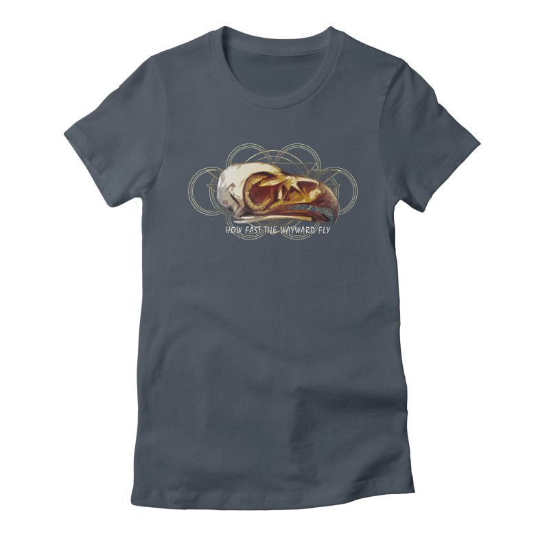 How Fast the Wayward Fly Women's T-Shirt by Clare Bohning's Shop