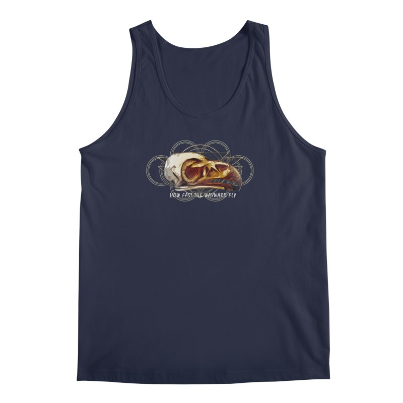 How Fast the Wayward Fly Men's Regular Tank by Clare Bohning's Shop