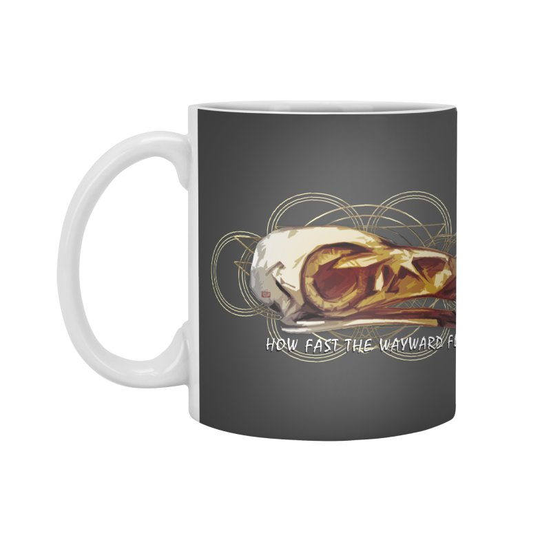 How Fast the Wayward Fly Accessories Mug by Clare Bohning's Shop