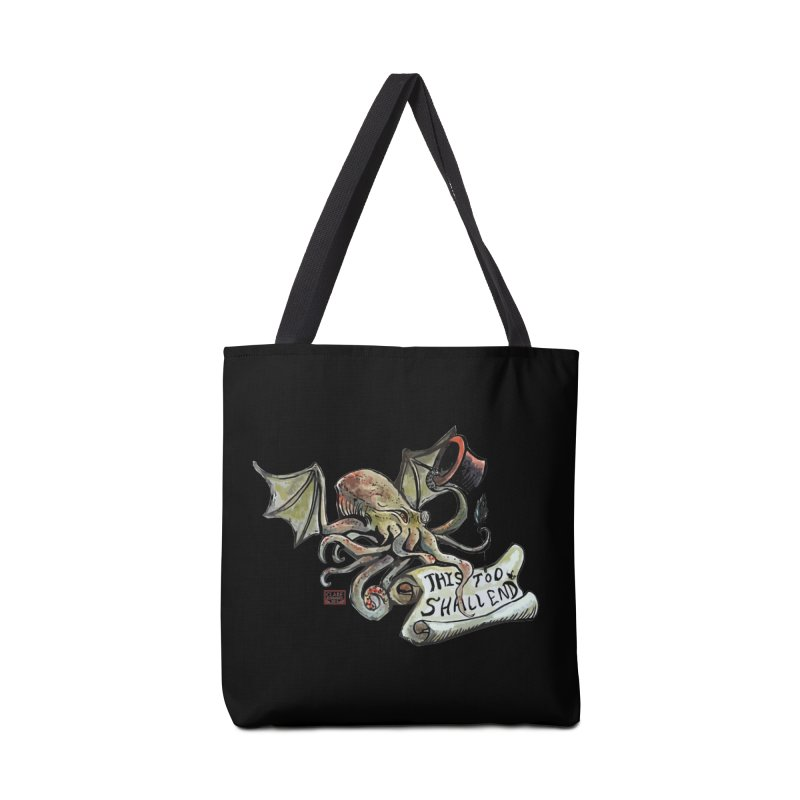 This Too Shall End Accessories Tote Bag Bag by Clare Bohning's Shop