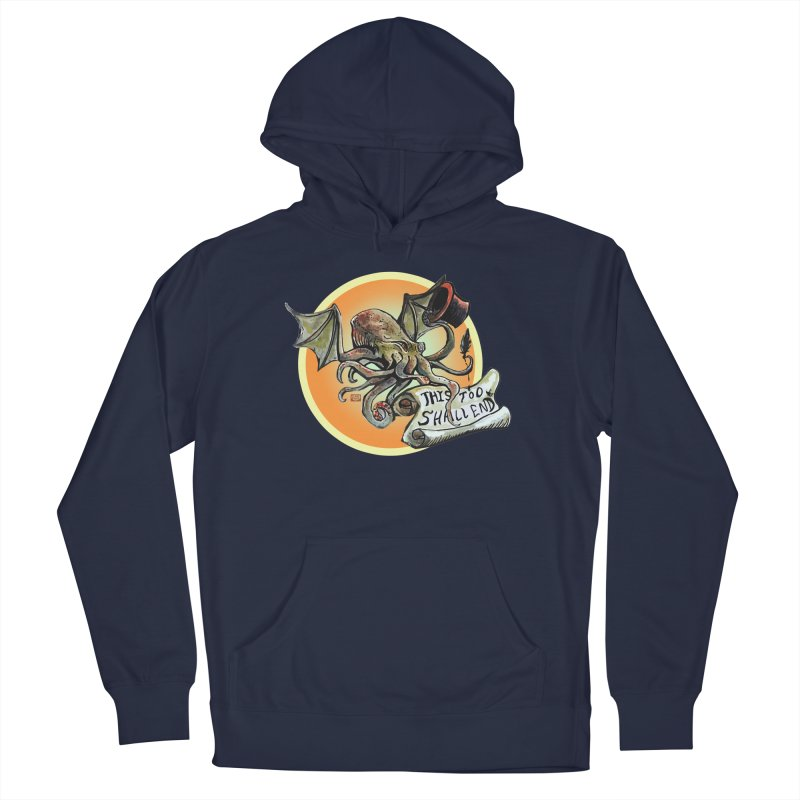 This Too Shall End Men's Pullover Hoody by Clare Bohning's Shop
