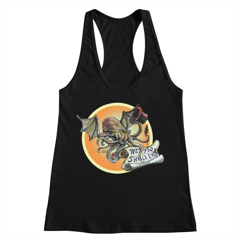 This Too Shall End Women's Tank by Clare Bohning's Shop