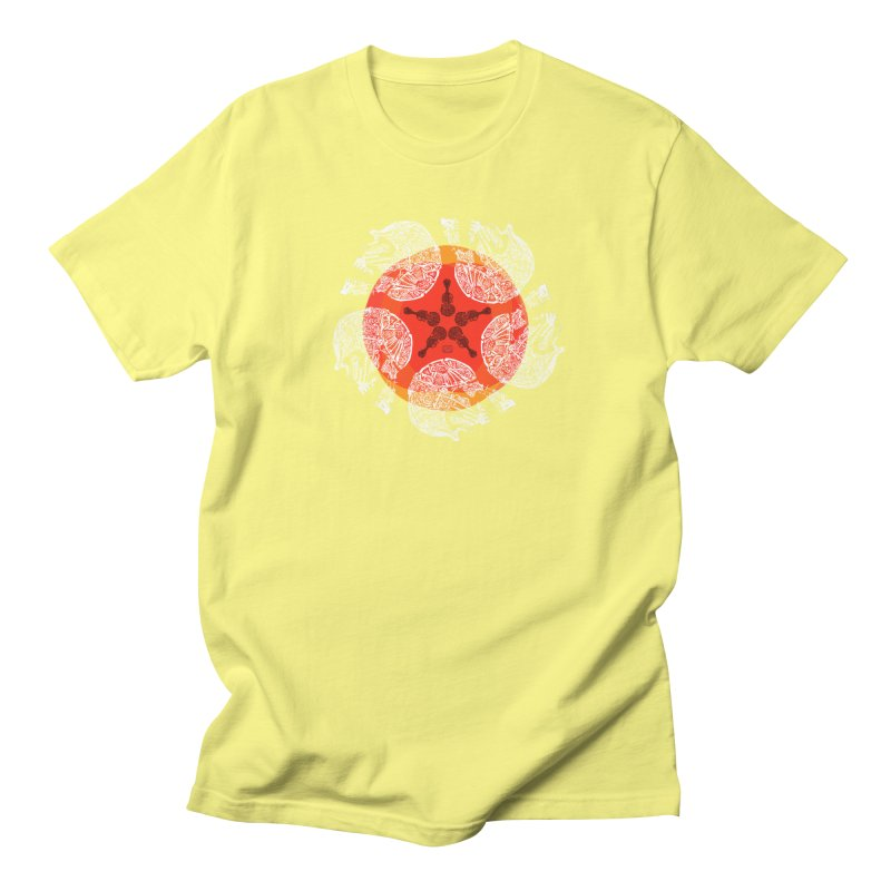 Voltaire Men's T-Shirt by Clare Bohning's Shop